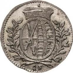 Munt > 1/48thaler, 1764-1806 - Saksen  - obverse