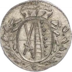 Moneta > 1/48tallero, 1764-1806 - Sassonia  - obverse