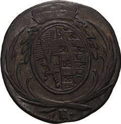 العملة > 1/48تالر, 1764-1806 - سكسوني  - obverse