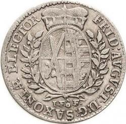 Coin > 1/12thaler, 1763-1802 - Saxony  - obverse