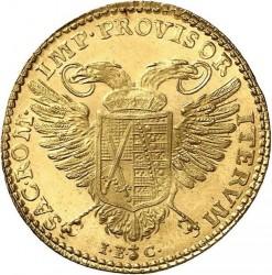 Moneta > 1ducato, 1792 - Sassonia  (Vicariato di Federico Augusto III) - reverse