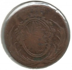 Moneta > 3pfennig, 1797-1806 - Sassonia  - reverse