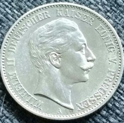 Moneda > 2mark, 1891-1912 - Imperi Alemany  - obverse