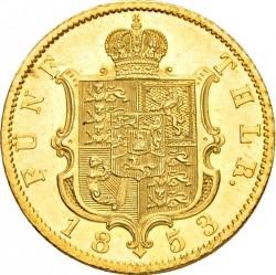Moneda > 5taler, 1853-1856 - Hannover  - reverse