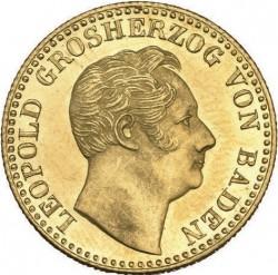 Moneda > 1ducado, 1847-1852 - Baden  - obverse
