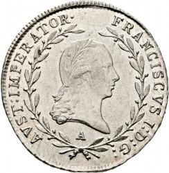 Монета > 10кройцера, 1815 - Австрия  - obverse