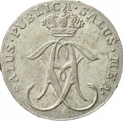 Minca > 8öreSM, 1771 - Švédsko  - obverse