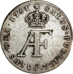 Moneta > 10eriųSM, 1751-1765 - Švedija  - obverse