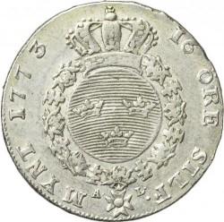 Moneta > 16eriųSM, 1773-1774 - Švedija  - reverse
