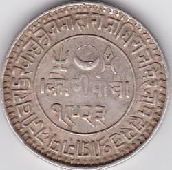 Monēta > 5kori, 1865-1875 - Kutch  - obverse