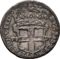 Moneta > 5soldi, 1732-1740 - Sardegna  - reverse