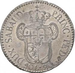 Монета > 20сольдо, 1794-1796 - Сардинія  - reverse
