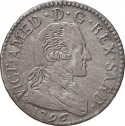Νόμισμα > 20Σόλιδοι, 1794-1796 - Σαρδηνία  - obverse