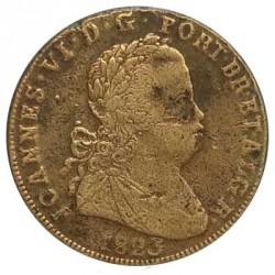 Монета > 40рейса, 1820-1825 - Португалия  - obverse