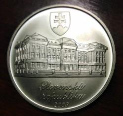 Pièce > 200korun, 2003 - Slovaquie  (150th Anniversary - Birth of Jozef Škultéty) - obverse