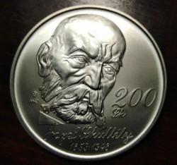 Pièce > 200korun, 2003 - Slovaquie  (150th Anniversary - Birth of Jozef Škultéty) - reverse