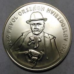 Moneta > 200corone, 1999 - Slovacchia  (150° anniversario - Nascita di Pavol Országh Hviezdoslav) - reverse