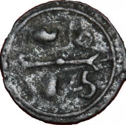 """Кованица > 2falus, 1854-1859 - Мароко  (Mintmark """"فاس"""" - Fes) - reverse"""