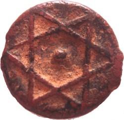 Minca > 1falus, 1834-1853 - Maroko  (W/o mintmark) - obverse
