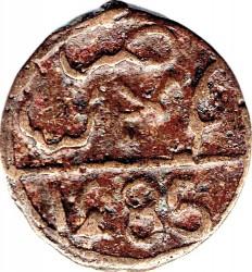 """Кованица > 1falus, 1863-1873 - Мароко  (Mintmark """"فاس"""" - Fes) - reverse"""