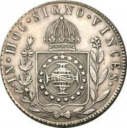 Кованица > 960реиса, 1832-1834 - Бразил  - reverse