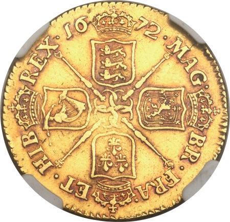 1673 coin value