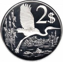 Moneta > 2dollari, 1972-1986 - Cayman (Isole)  - obverse