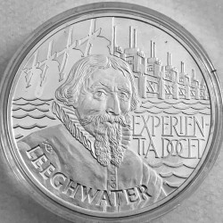 Coin > 25 ECUs, 1993 - Netherlands  (Jan A. Leeghwater) - obverse