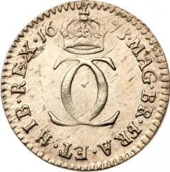 Münze > 2Pence, 1668-1684 - England  - reverse