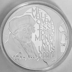 Moneta > 25ECUs, 1991 - Paesi Bassi  (Erasmo da Rotterdam) - reverse