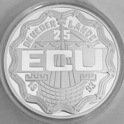 Монета > 25ЕКЮ-та, 1993 - Нидерландия  (Maastricht) - obverse