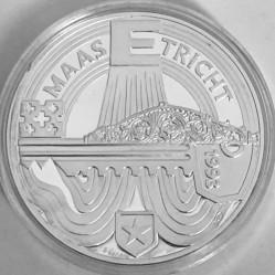 Монета > 25ЕКЮ-та, 1993 - Нидерландия  (Maastricht) - reverse
