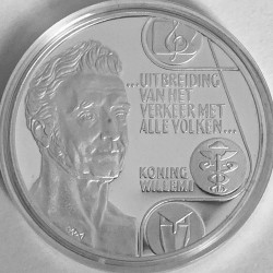 Монета > 25ЕКЮ-та, 1992 - Нидерландия  (Willem I Frederik) - obverse