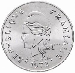 Кованица > 50франака, 1972 - Нови Хибриди  - obverse
