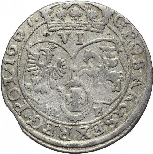 Regulation 1668: 6 Groszy 1667-1668, Polen