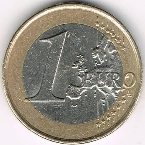 1 Euro 2008 2018 österreich Münzen Wert Ucoinnet