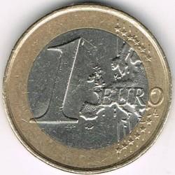 Moneda > 1euro, 2008-2019 - Àustria  - reverse