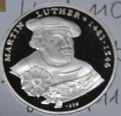 Монета > 1000франков, 1999 - Того  (Мартин Лютер) - reverse