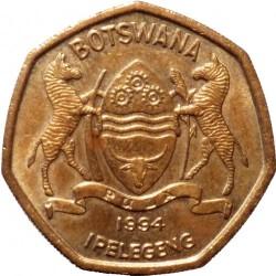 Moneta > 2pula, 1994 - Botswana  - obverse