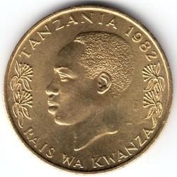 Moneta > 20senti, 1966-1984 - Tanzania  - obverse