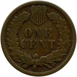 Moneda > 1cent, 1864-1909 - Estats Units  (Cent Cap d'Indi) - reverse