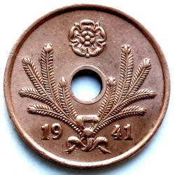 Münze > 10Penny, 1941 - Finnland  - obverse