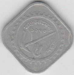Moneta > 5poisha, 1973-1974 - Bangladesz  - reverse