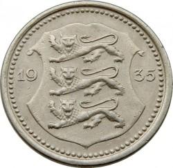 Νόμισμα > 20Σεντί, 1935 - Εσθονία  - obverse