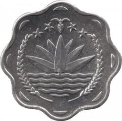 Moneda > 10poisha, 1981-1994 - Bangla Desh  (FAO) - obverse
