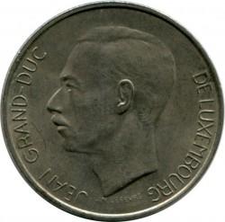 Монета > 5франков, 1971-1981 - Люксембург  - obverse