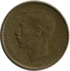 Кованица > 20франака, 1980-1983 - Луксембург  - reverse