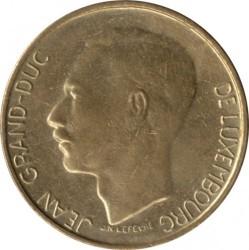 Кованица > 5франака, 1986-1988 - Луксембург  - obverse