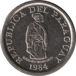 Moneta > 1guarani, 1978-1988 - Paraguay  - obverse