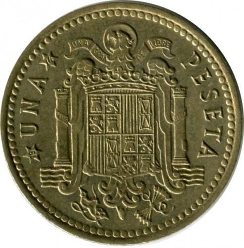 Peseta una 1966 нумизмат рнд